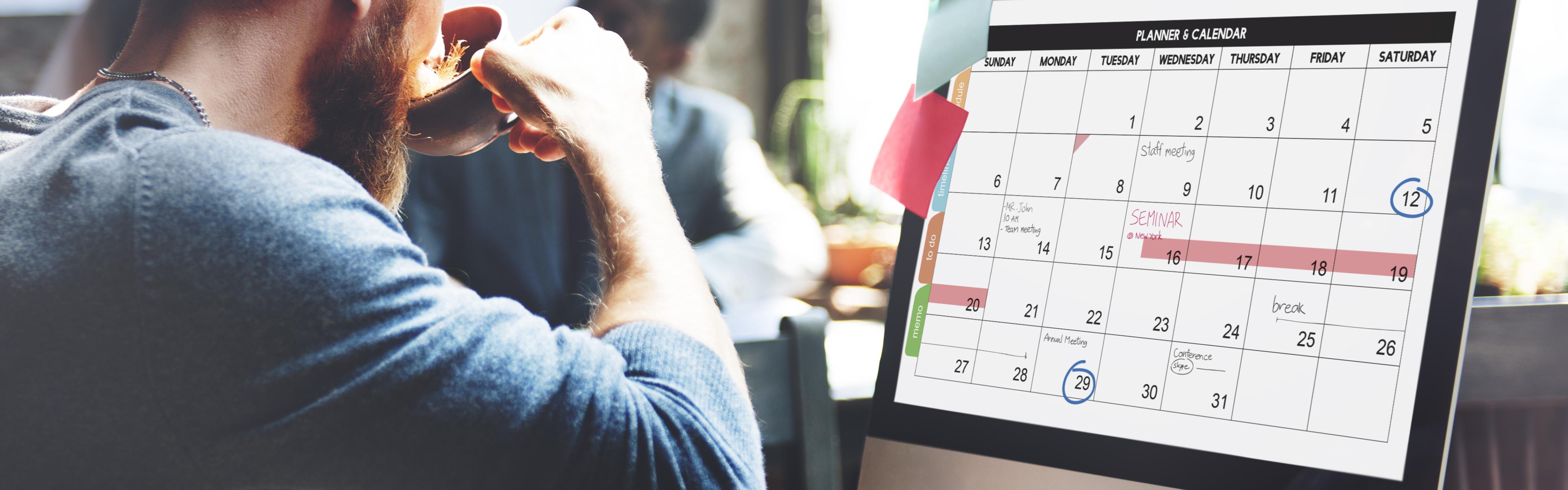 El calendario editorial: pieza clave en tu estrategia de contenidos